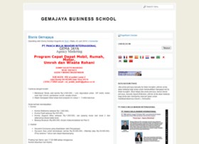 gemajaya-bisnis.blogspot.com