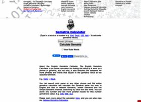 gematrix.org
