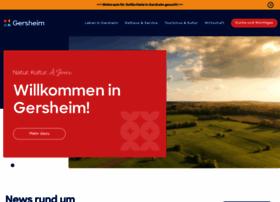 gemeinde-gersheim.de