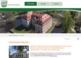 gemeinde-wachau.de