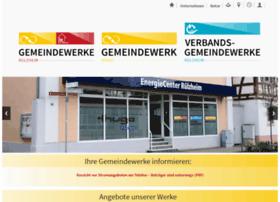 gemeindewerke.com