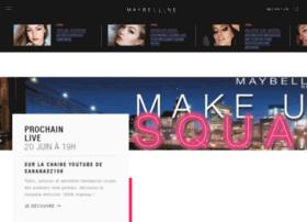 gemey-maybelline.com