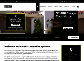 Gemini-gates.co.za