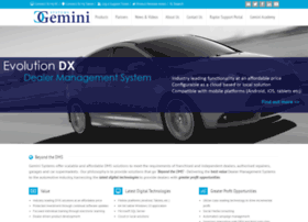 gemini-systems.co.uk