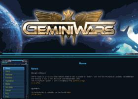 geminiwars.camel101.com