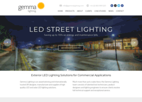 gemmalighting.com