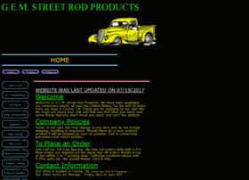 gemstreetrods.com