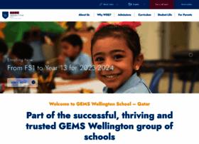gemswellingtonschool-qatar.com