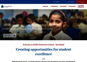 gemswinchesterschool-abudhabi.com