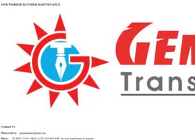 gemtranslators.com