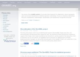 genabel.org