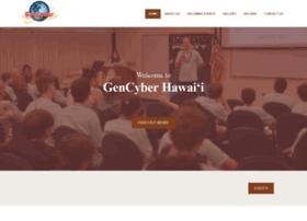 gencyber-hi.org