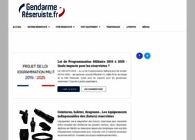 gendarme-reserviste.fr