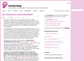 genderblog.de