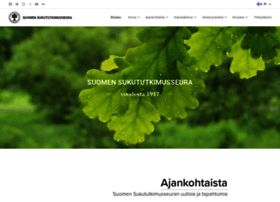genealogia.fi