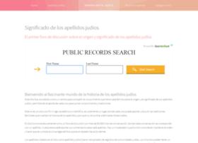 genealogiajudia.com