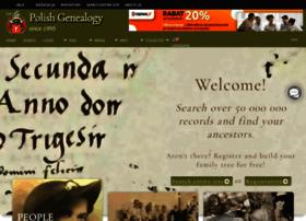genealogiapolska.pl