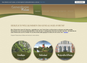 genealogie-forum.de