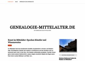 genealogie-mittelalter.de