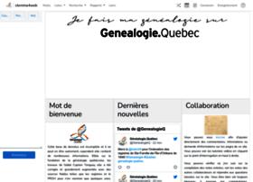 genealogiequebec.info