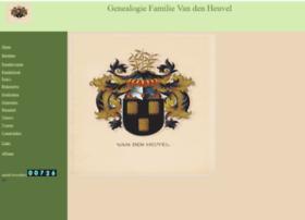 genealogievandenheuvel.nl