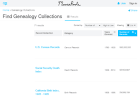 genealogy-collections.mooseroots.com