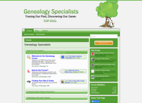 genealogy-specialists.com