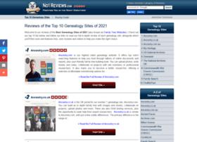 genealogy-websites.no1reviews.com
