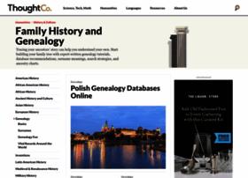 genealogy.about.com
