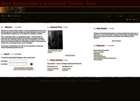 genealogy.kakoschke.net