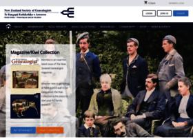 genealogy.org.nz