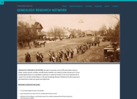 genealogyresearchnetwork.com