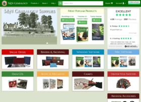 genealogysupplies.com