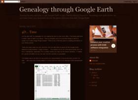 genealogythroughgoogleearth.blogspot.nl