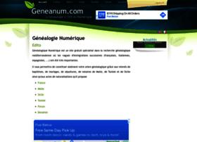 geneanum.com