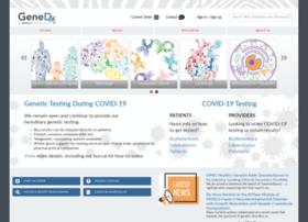 genedx.careevolve.com