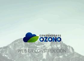 generadoresozono.com