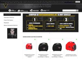 generadoresymaquinaria.com