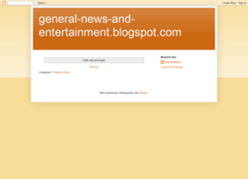general-news-and-entertainment.blogspot.com