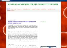 generalawareness4bankexams.blogspot.com