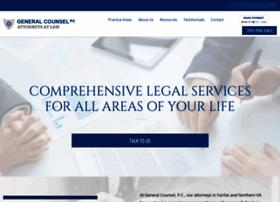 generalcounsellaw.com