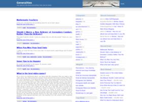 generalities.opiniaoweb.com