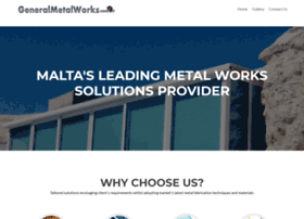 generalmetalworks.com.mt