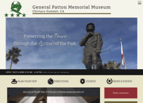 generalpattonmuseum.com