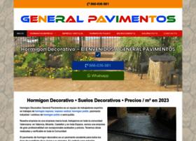 generalpavimentos.com