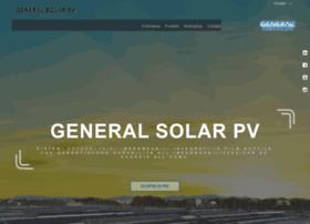 generalsolarpv.com