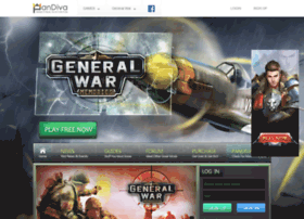 generalwar.pandiva.com