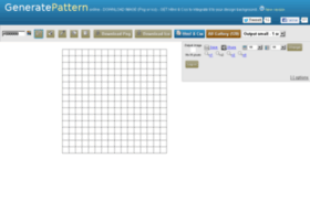 generatepattern.com
