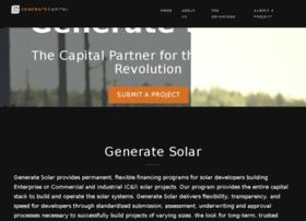 generatesolar.com