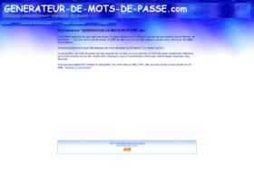 generateur-de-mots-de-passe.com